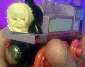 Violet the Train - Custom Train Faces 3D print model