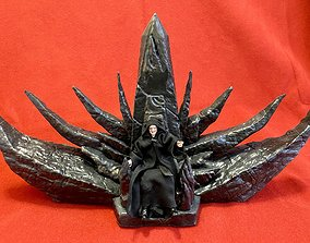 3D print model Emperor Palpatine Throne
