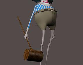 Mr Winkle 3D model