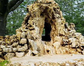 3D model Rocky Cave