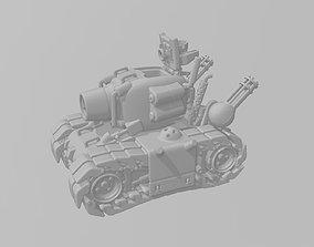 Metal Slug - SV001 - The First Super 3D printable model