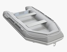 3D model Boat inflatable 03