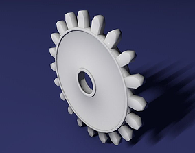 3D printable model Cogwheel
