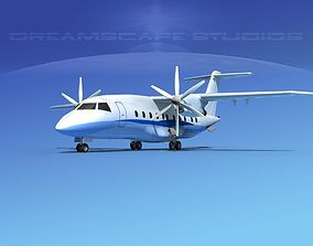Dornier Do-328-130 Corporate 5 3D model