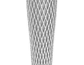 Beer Tap Handle - Contemporary Diamond 3D printable model