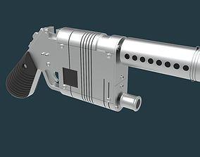 3D LPA NN-14 Blaster pistol from STARWARS