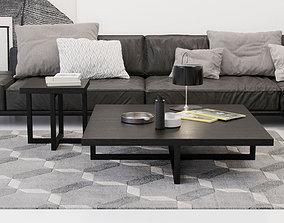 Poliform park sofa 3D