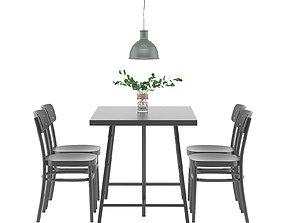 Dining Furnitures Set 29 3D