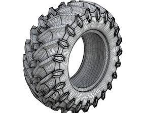 Wheel 3D printable model