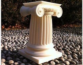 3D print model Classic Roman Ionic Order Vase