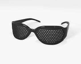 Pinhole Glasses 3D
