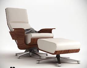 3D Chaise Cuatro Lounge Chair