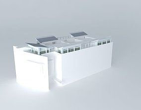 3D Office space expansion project