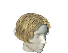 3D model haircuts v3
