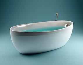 3d V B Aveo Bathroom 3D