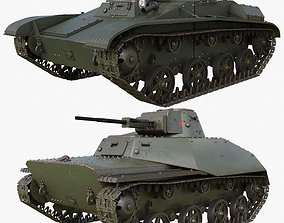 3D Tank Collection Mental ray 004