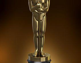 Oscar 3D printable model grant
