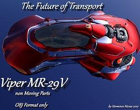3D model Viper MR-29 Flying car