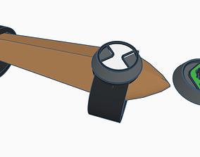 Ben 10 Sumo Slammer Omnitrix 3D print model