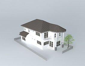 House 2 FL P207 3D
