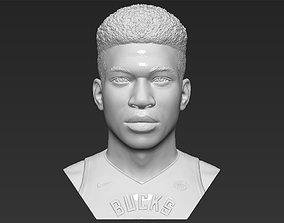 Giannis Antetokounmpo bust 3D printing ready stl obj 1