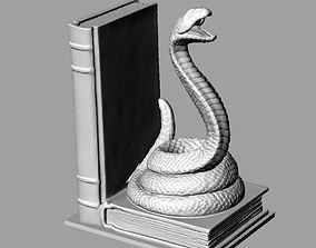 Cobra no livro 3D printable model