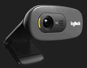 3D Webcam Logitech C270