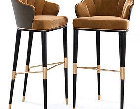stool 3D Private Label ELLIS BAR STOOL