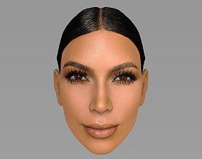 Kim Kardashian 3D
