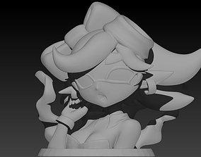 3D printable model Splatoon Marie