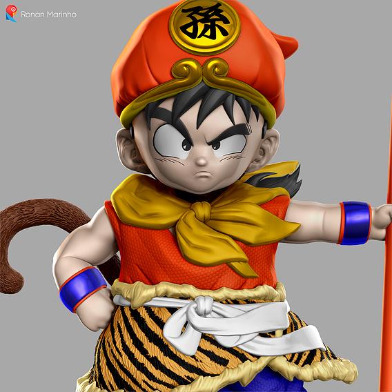 Gohan - Monkey King