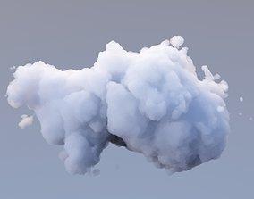 3D Polygon Cloud 14