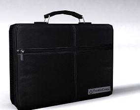 3D model Laptop Bag Low Poly