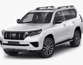 Toyota Land Cruiser 2021 3D model