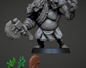 3D print model Dungeon Gargoyle