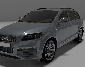 3D model Audi Q7 V12 TDI