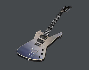 3D Guitar - Paul Stanley from KISS