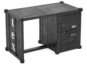 Sea Container Desk 3D
