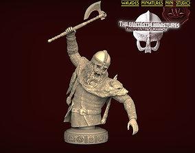Viking Wolf 3D print model