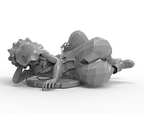 Usopp - Laying Pose 3D printable model