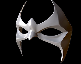 Night Wing Mask 3D printable model