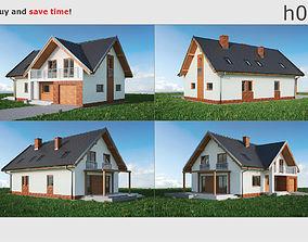 3D asset House 04C2