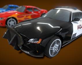 3D asset Car Colection