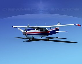 3D Cessna 210 Centurion V07