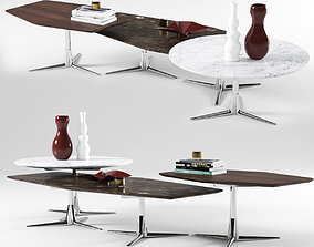 Sveva coffe table 3D model