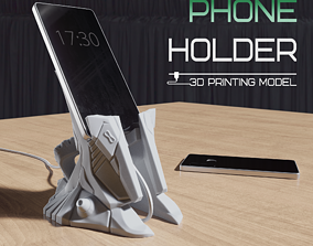 Phone holder 3d printing model