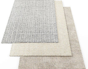 3D asset Asiatic ives rugs