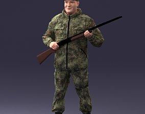 hunter 0226 3D model