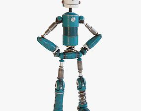 Robot Rodney 3D model