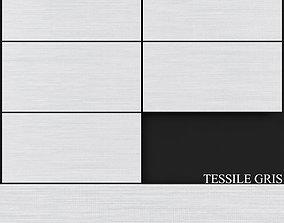 3D Keros Tessile Gris 250x500